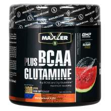 Иконка Maxler BCAA plus Glutamine