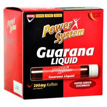 Power System Guarana Liquid 20 ампул