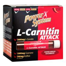Иконка Power System L-Carnitin Attack