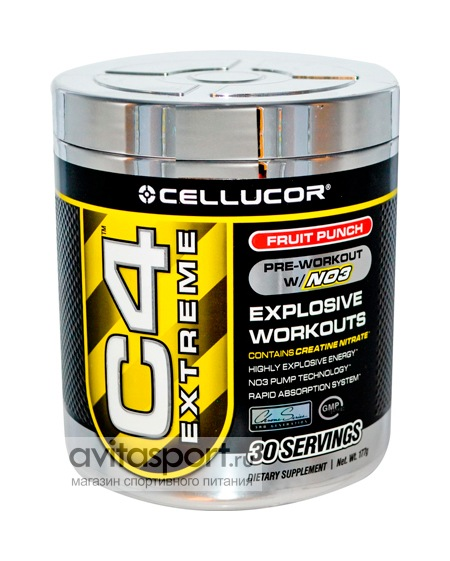 Cellucor C4 Extreme 177 г