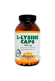 Country Life L-Lysine 50 капс