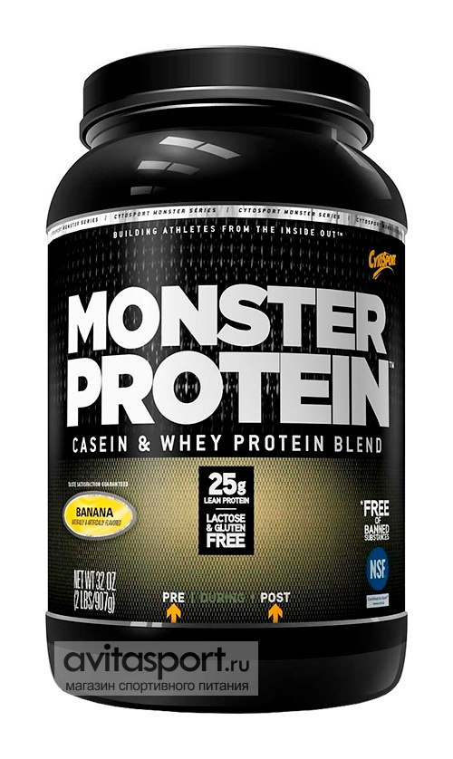 CytoSport Monster Protein 908 г