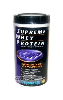 Dymatize Supreme Whey Protein 908 г