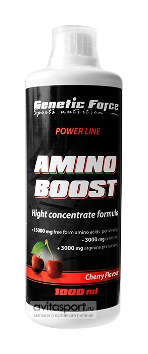 Genetic Force Amino Boost 1000 мл