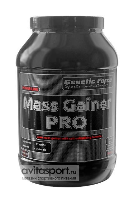 Genetic Force Mass Gainer Pro 3000 г