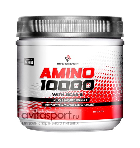 Inner Armour Hyper Strength Amino 10000 500 таблеток