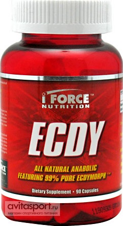 iForce Nutrition Ecdy 90 капсул