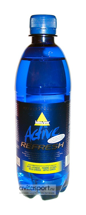 Inkospor Напиток Refresh Drink + L-carnitine 500 мл