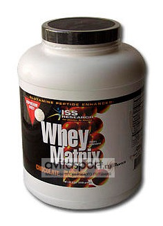 ISS Whey Matrix 2270 г