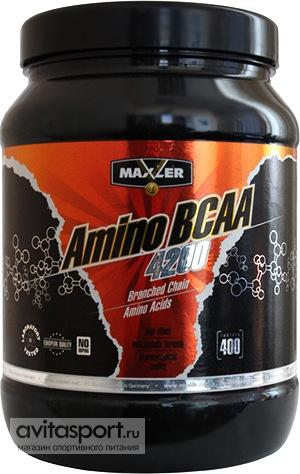 maxler amino bcaa 4200 400 купить