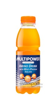 Multipower Напиток Amino Drink 500 мл