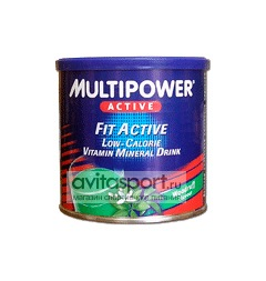 Multipower Fit Active 400 г (банка)