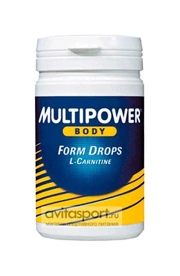Multipower Form Drops 60 таб