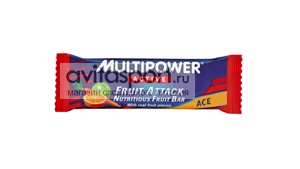 Multipower Батончик Fruit Attack Bar 25 г