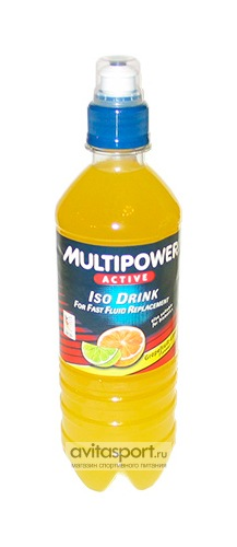 Multipower Напиток Iso Drink 500 мл