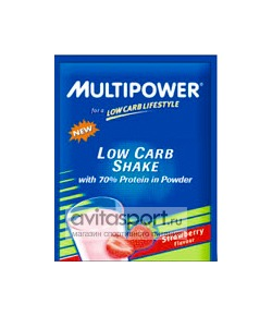 Multipower Low Carb Shake 45 г