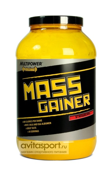 Multipower Mass Gainer 3000 г