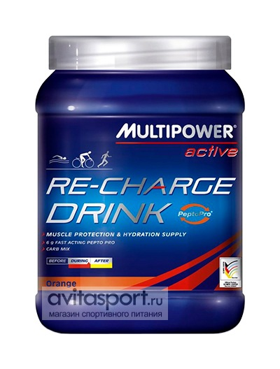 Multipower Re-Charge Drink 800 г