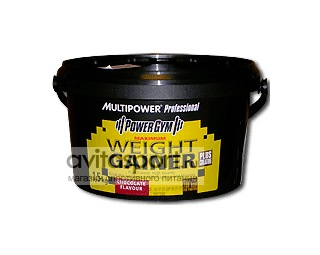 Multipower Weight Gainer 1500 г