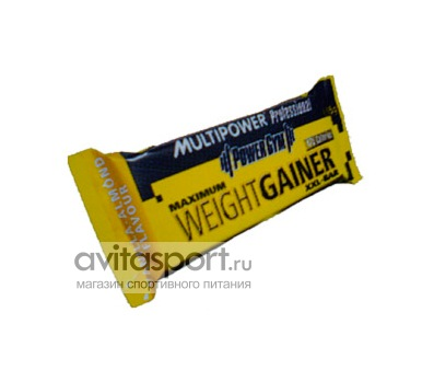 Multipower Батончик Weight Gainer XXL Bar 125 г