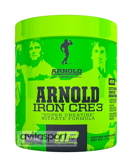 MusclePharm Arnold Iron CRE3 127 г