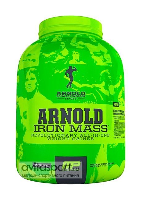 MusclePharm Arnold Iron Mass 2270 г