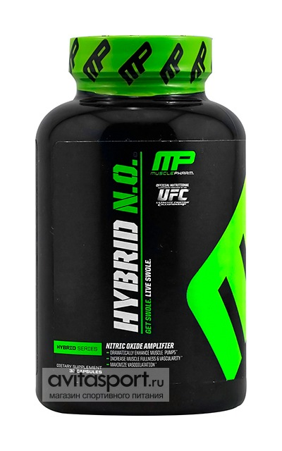 MusclePharm Hybrid N.O. 32 капсулы