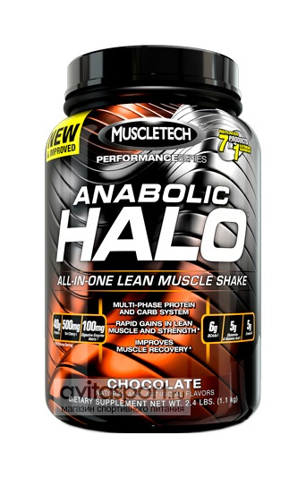 MuscleTech Anabolic Halo Performance Series 1140 г