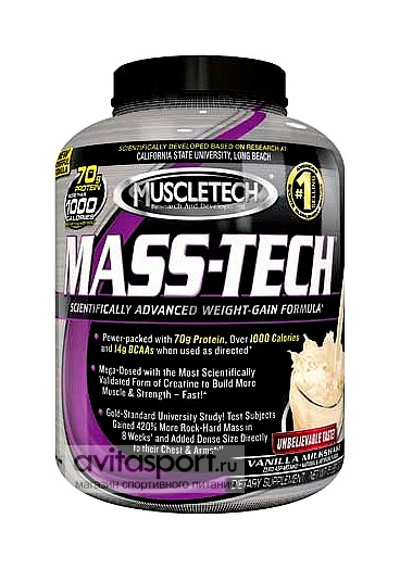 MuscleTech Mass-Tech 2270 г