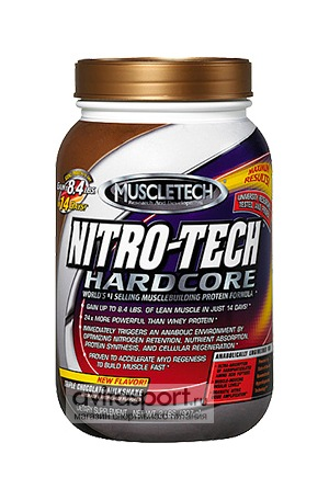 MuscleTech Nitro-Tech Hardcore 908 г