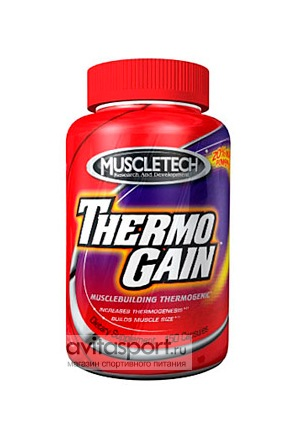 MuscleTech Thermogain 150 капс