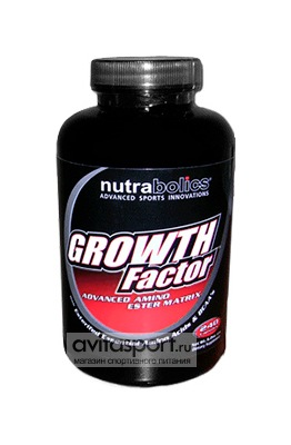 Nutrabolics Growth Factor 240 капс