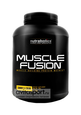 Nutrabolics Muscle Fusion 2270 г