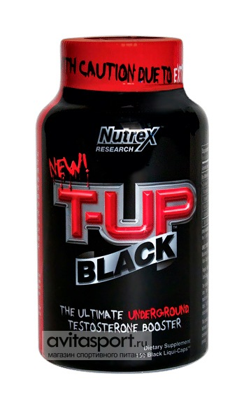 Nutrex T-UP Black 150 капсул