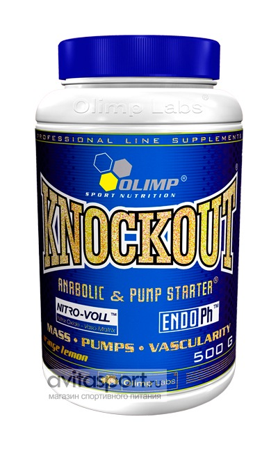 Olimp Knockout 500 г