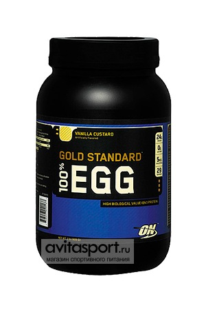Optimum Nutrition 100% Egg Protein Gold Standard 909 г