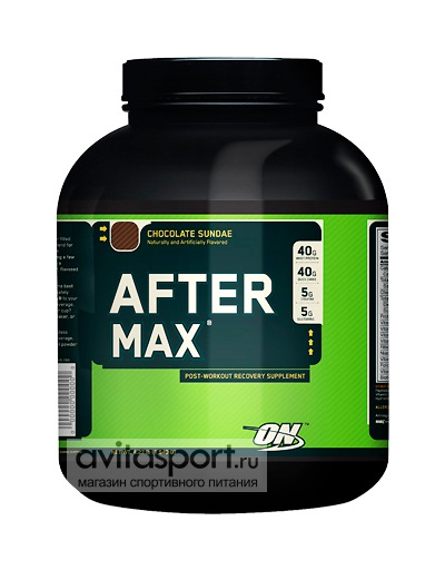 Optimum Nutrition After Max 1940 г