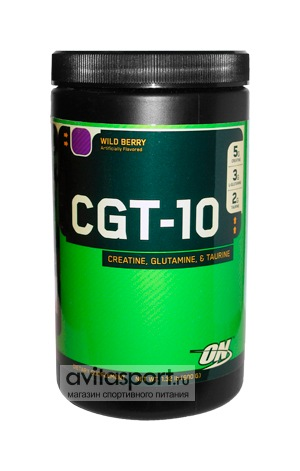 Optimum Nutrition CGT-10 600 г