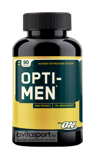 Optimum Nutrition Opti-Men (европейская версия) 90 таблеток