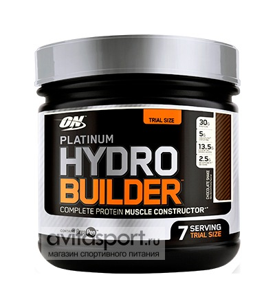 Optimum Nutrition Platinum Hydro Builder 364 г