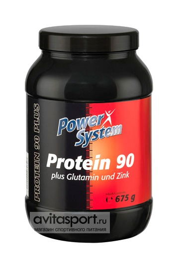Power System Protein 90 675 г