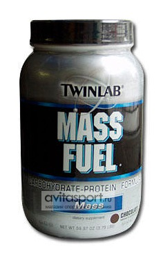 Twinlab Mass Fuel Powder 1700 г